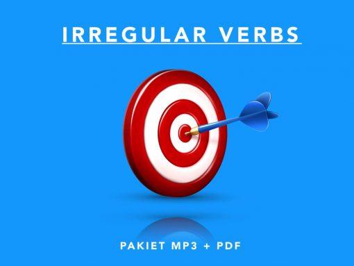 Irregular verbs, czasowniki nieregularne, jak zapamietac czasowniki nieregularne, jak nauczyc sie czasownikow nieregularnych, jak mowic o czynnosciach zakonczonych , past simple, past perfect, past participle po angielsku, present perfect, jak nauczyc sie czasownikow nieregularnych, jak wymawiac czasowniki nieregularne po angielsku