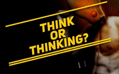 """THINK czy THINKING? (""""Myśleć"""" po angielsku)"""
