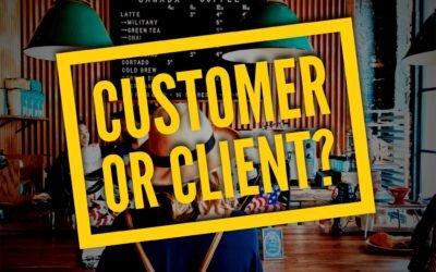 CUSTOMER czy CLIENT? Jak powiedzieć 'klient' po angielsku?