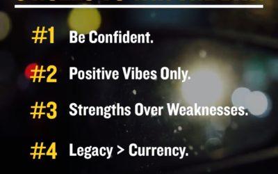5 rules to win the day, czyli jak osiągnąć sukces #EnglishUp