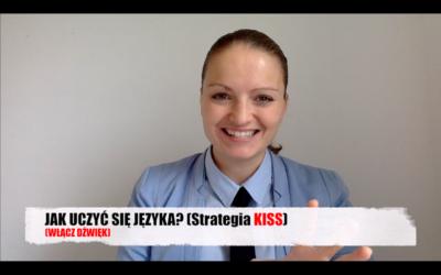 Jak uczyć się języka?(Strategia KISS) #ZapytajKate