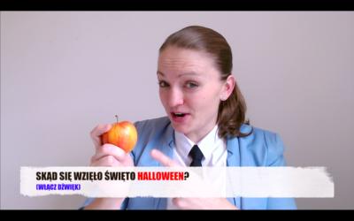 Skąd się wzięło HALLOWEEN? Co ma wspólnego z jabłkami? #ZapytajKate