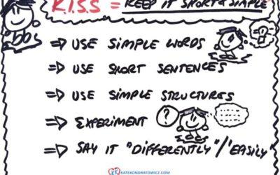 Co robić by skuteczniej mówić po angielsku? (#KISS w 5 krokach)