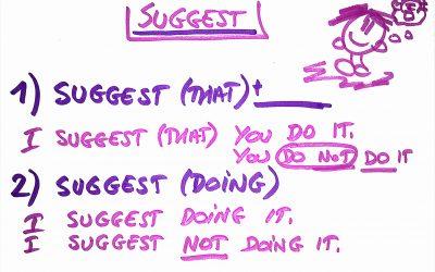 ➡️ Jak tworzyć SUGESTIE po angielsku 🎯🇬🇧🤔?