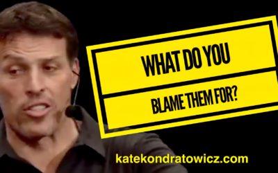 WHAT DO YOU BLAME THEM FOR? Za co obwiniasz innych? (cz2) #EnglishUp