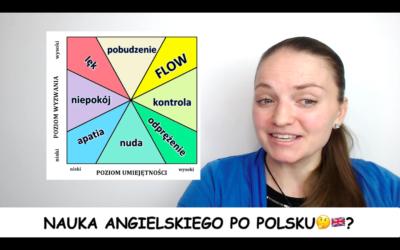 ➡️ JAK SIĘ UCZYĆ ANGIELSKIEGO – po polsku czy po angielsku🤔🇬🇧? #ZapytajKate